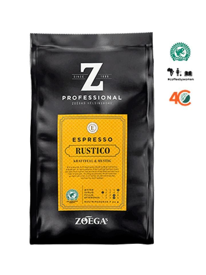 Zoégas Rustico Espresso