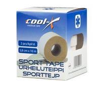 cool-x urheiluteippi
