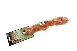 Plyschleksak Skinneeez Ekorre 38cm