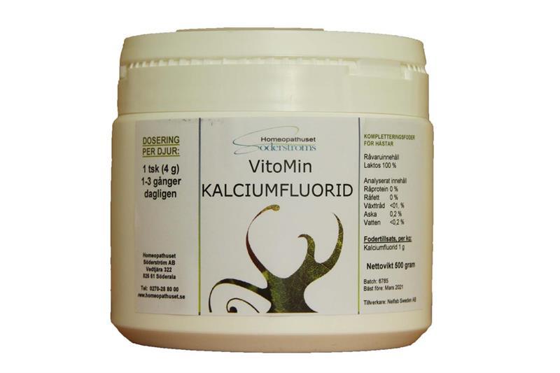 Kalciumfluor 500 g  NR: 1