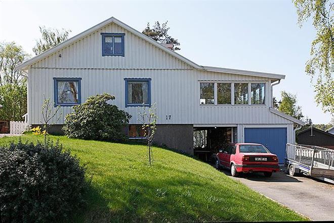 Tillbyggnad, garage, carport med övervåning