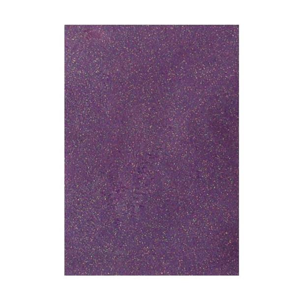 KN- Glitterpaper PURPLE