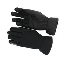Handske Vinter Bremen Softshell Svart XS