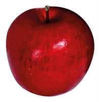 Äpple röd 80mm