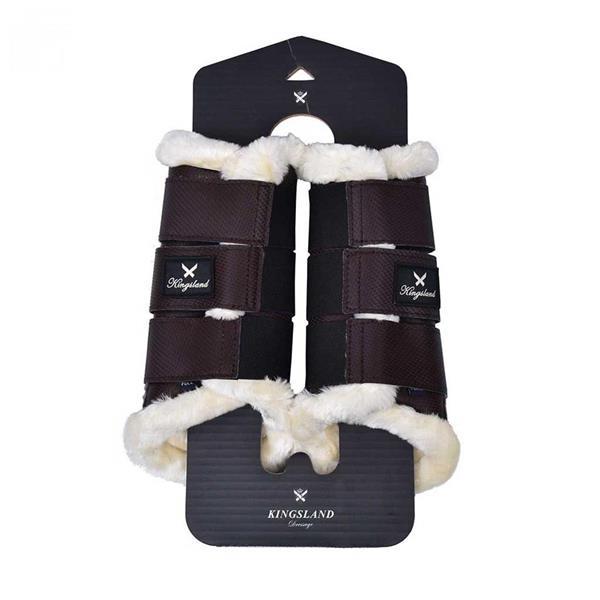 Kingsland KLsade Front Protection Boots 2 pack