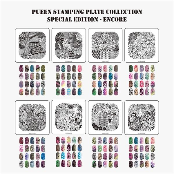 "PUEEN- Plate Collection ""Encore"""