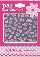 DL- Sticker heart pink