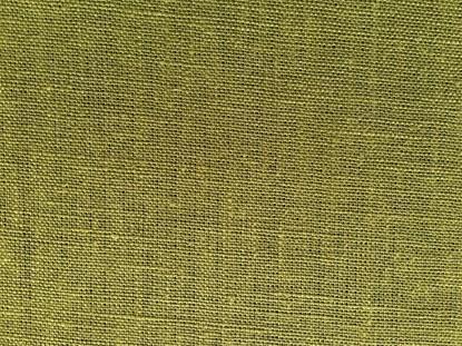 Farget lin, grønn