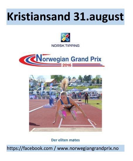 Siste Norwegian Grand Prix stevnet for 2016