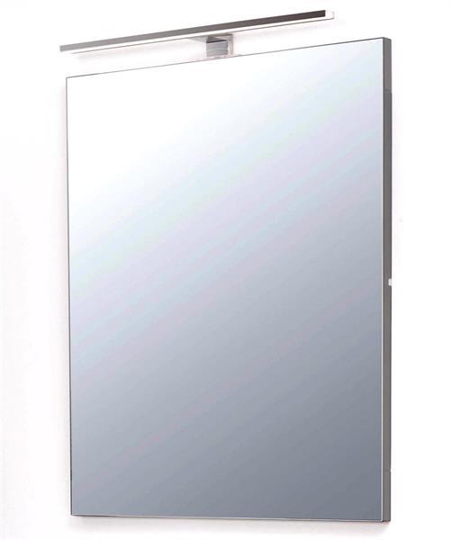 Spegel, 60x75cm, Grå