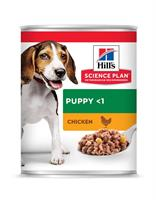 Hills Hund Puppy Chicken 370g