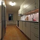Kök i lägenhet