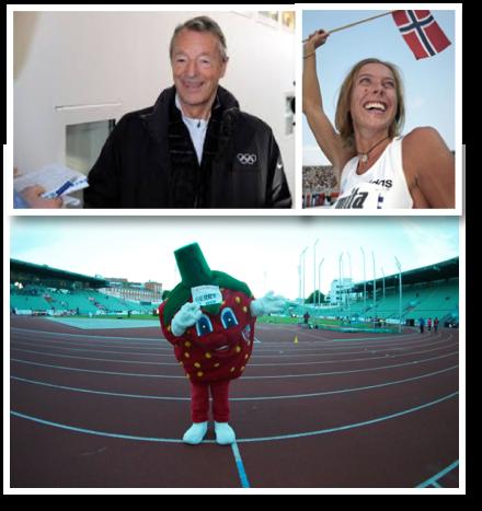 Medlemstreff og Bislett Games