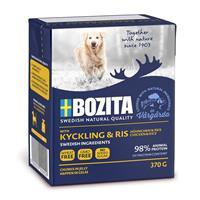 Bozita Nat.tetra BiG chick/rice 370g