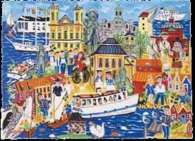 Örlogsstaden Karlskrona