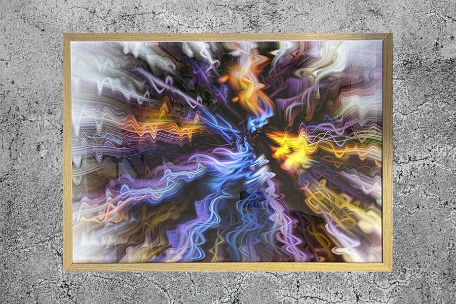 Electric - Foto Konst