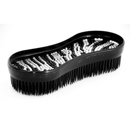 Magic brush Zebra Svart