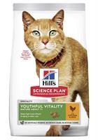 Hills Katt Youthful Vitality Chicken w/R 1.5kg