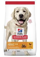 Hills Hund Adult Light Large Breed Chicken 14kg