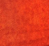 Orange m/ prikker