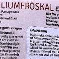 PSYLLIUMFRÖSKAL EKOLOGISKT 200 gr,  KOSTTILLSKOTT