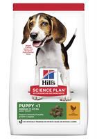 Hills Hund Puppy Medium Chicken 2.5kg