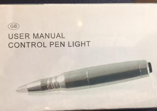 Ecuri- control pen light