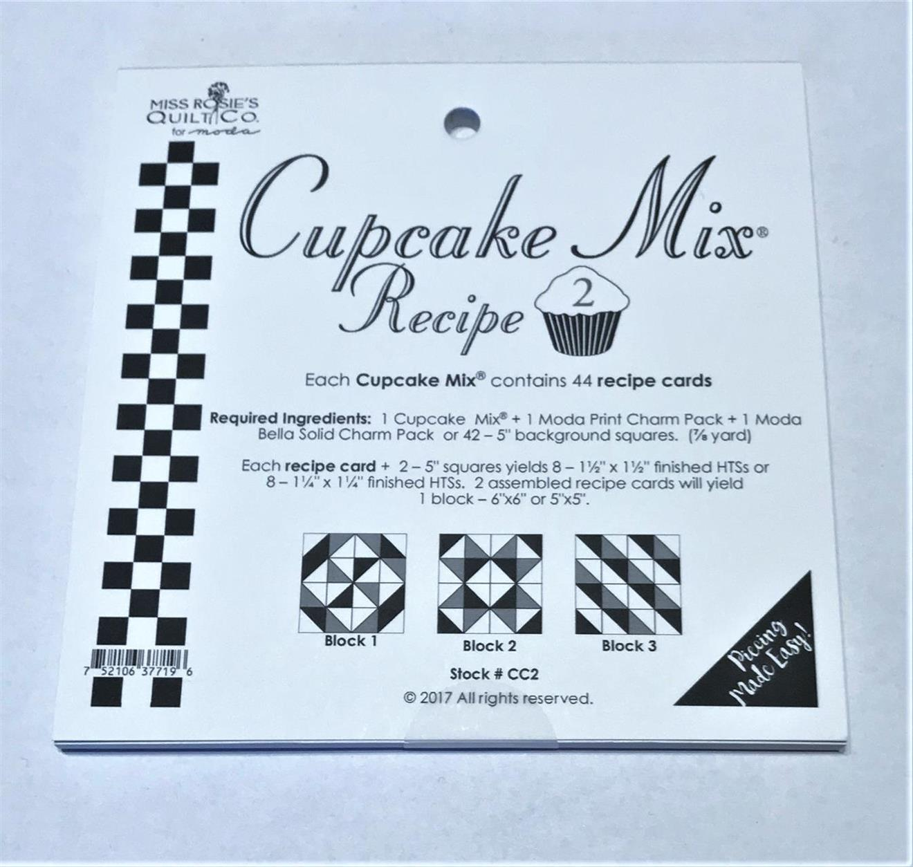 Cup Cake Mix nr. 2