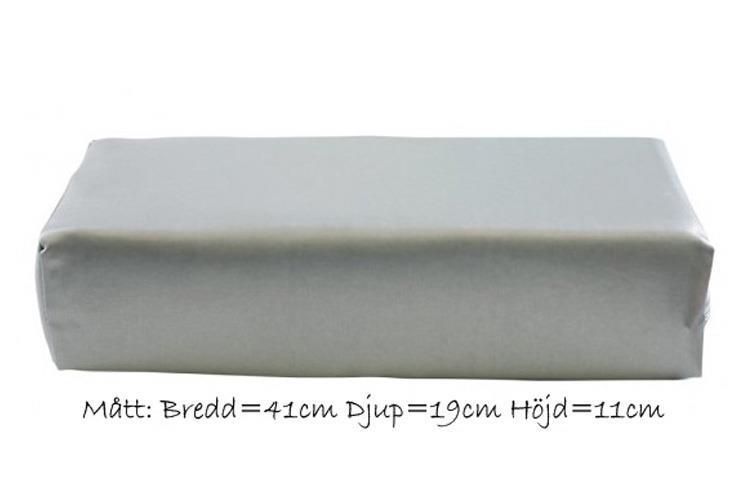 BL- Armrest Silver
