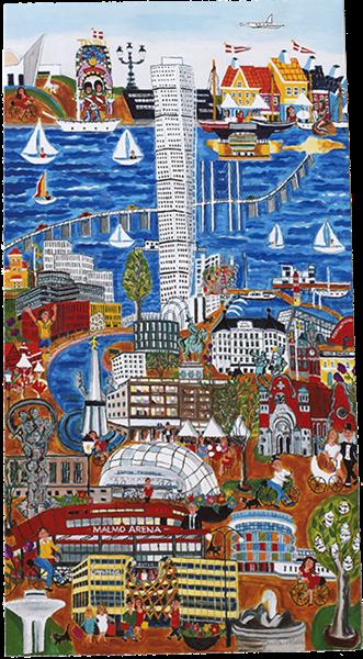 Malmö, staden som överraskar