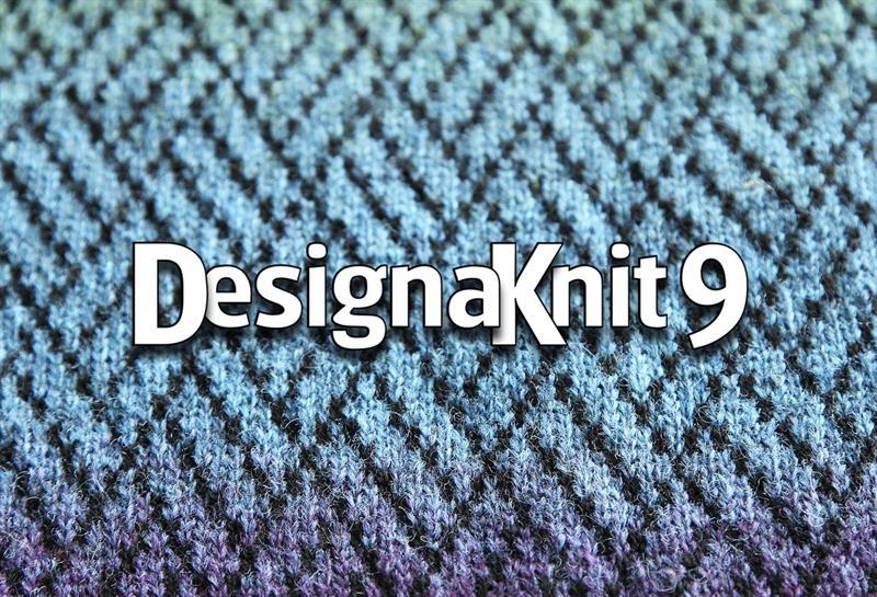 DesignaKnit9 komplett