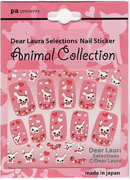 DL- Sticker Animal Bunny