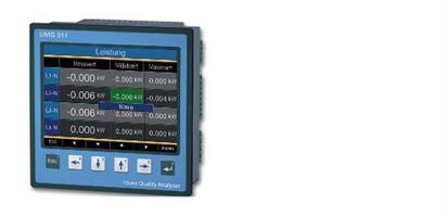 UMG511 Vaux 95...240VAC/80...300VDC RS-485 Ethernet Profibus
