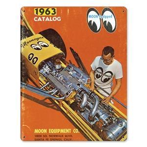 1963 MOON Katalog Vintage syle skylt
