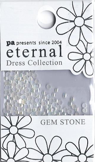 DL- Gem pearlwhite small