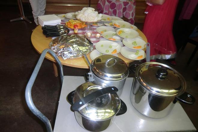 Daal Bath på nepalesiskt vis - direkt ur grytan