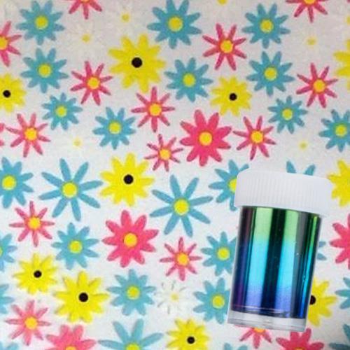 DM- Folie #64 Daisy Pastel