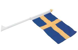 Fasadflagga Sverige 130*70cm