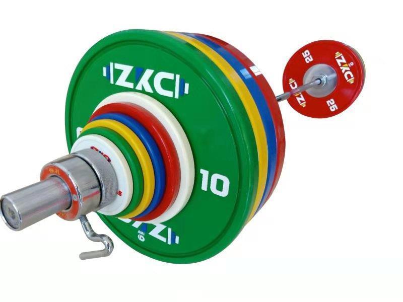 ZKC -2 190kg sett vektløfting konkurranse herre