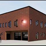 Nybyggnation brandstation SSAB, Oxelösund