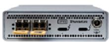 Atto Dual 25Gb ethernet til Thunderbolt 3