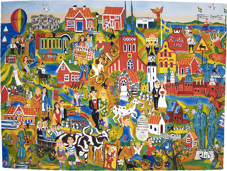 Äventyr i Småland