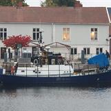 Pricken i Askersunds hamn