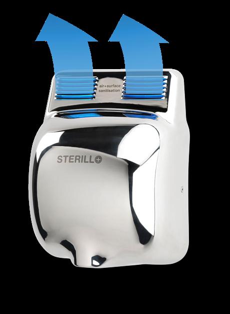 Sterillo Handtork