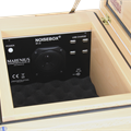 NOISEBOX UltraSilent med manipuleringsskydd