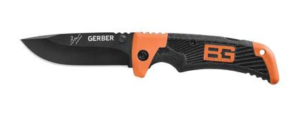 Gerber Kniv Bear Grylls Scout Drop Point