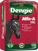 Dengi Alfa-A Med Olja Röd 20kg