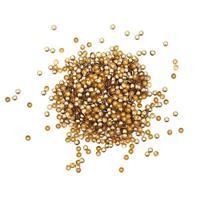 KN- STUDS Pearl GOLD