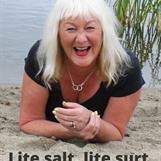 Omslag - Lite salt, lite surt och resten sött