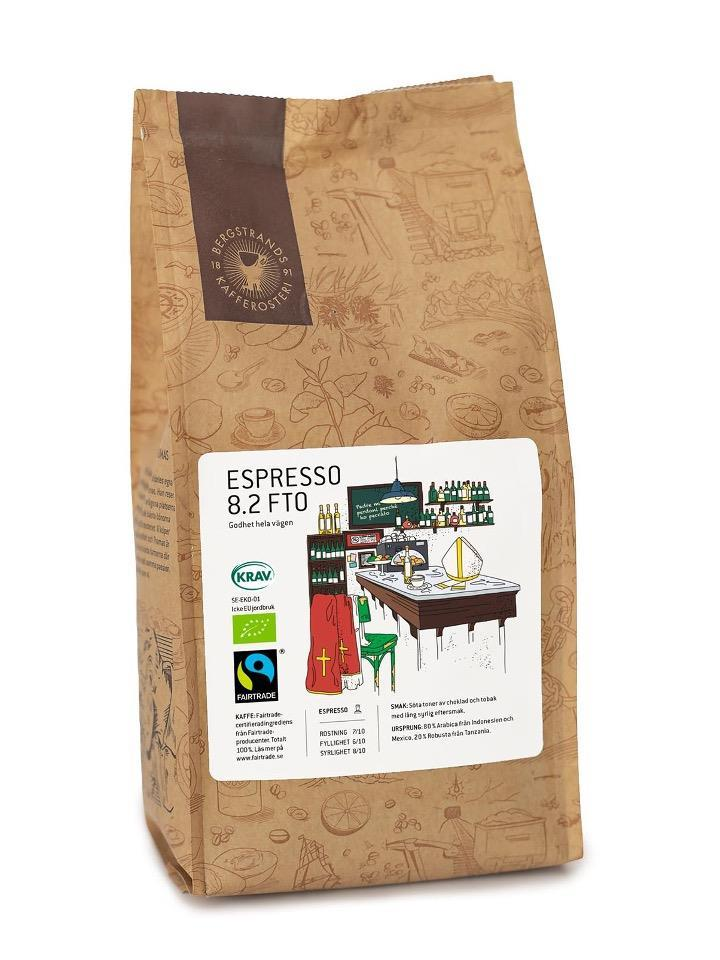 Bergstrands Espresso FTO